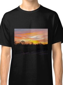 The Skys on Fire Classic T-Shirt