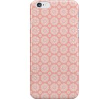 Football ShweShwe - Pink iPhone Case/Skin