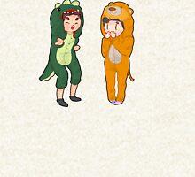 Dan and phil with onesies part 2 Hoodie