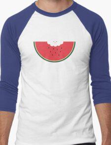 Water Melon Men's Baseball ¾ T-Shirt