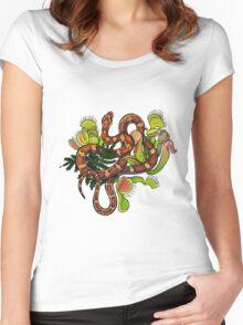 Carolina Classic Women's Fitted Scoop T-Shirt