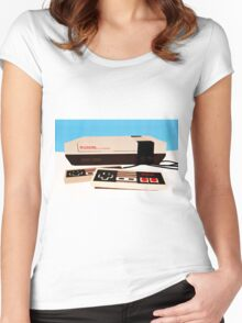 Classic Entertainment Women's Fitted Scoop T-Shirt