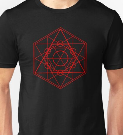 bloodred TOXIN Unisex T-Shirt