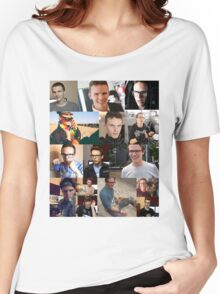 iDubbbzTV Collage Women's Relaxed Fit T-Shirt
