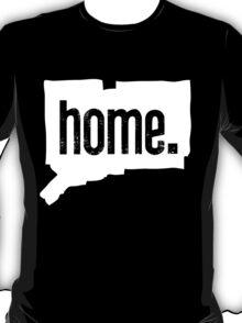 Home State Series | Connecticut T-Shirt