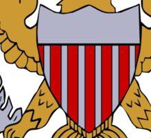 V.I. Eagle Sticker