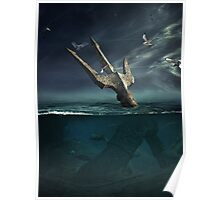 Last Hope - Poseidon Poster