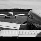 Small Planes. Duxford Imperial War Museum, United Kingdom by Igor Pozdnyakov