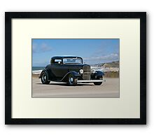 1932 Ford Coupe  Framed Print