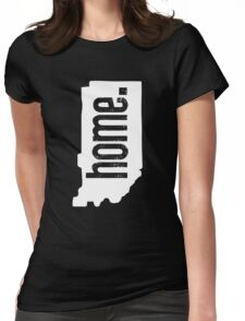 Home State Series | Indiana Womens Fitted T-Shirt