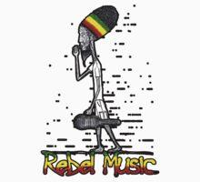 Rebel Music by mijumi
