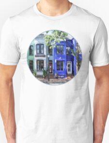 Colorful Street Alexandrai VA T-Shirt