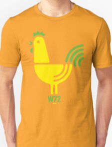 Groovy Designer Cockerel T-Shirt