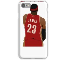 Lebron James The King iPhone Case/Skin