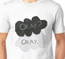 "The Fault In Our Stars ""okay? okay."" tfios Shirt Unisex T-Shirt"