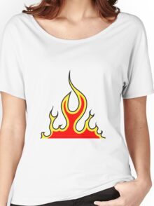 Feuer  Women's Relaxed Fit T-Shirt
