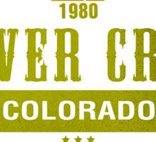 Beaver Creek Ski Resort Colorado Sticker