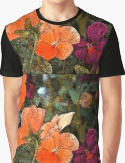 Pansy 10 Graphic T-Shirt