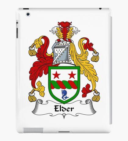 Elder Coat of Arms / Elder Family Crest iPad Case/Skin
