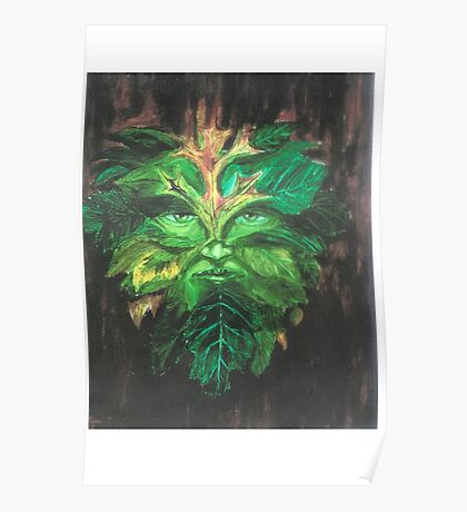 Greenman Poster