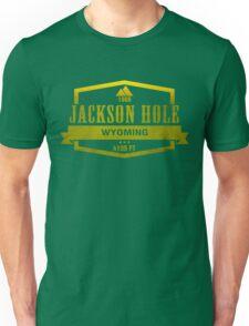 Jackson Hole Ski Resort Wyoming Unisex T-Shirt