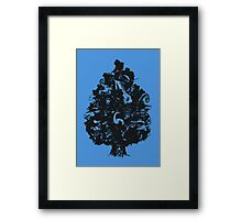 Adventures in Cryptozoology Framed Print
