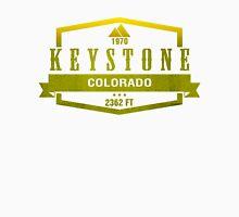 Keystone Ski Resort Colorado Unisex T-Shirt