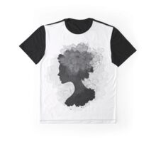 Floral Woman Graphic T-Shirt