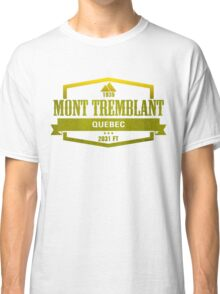 Mont Tremblant Ski Resort Quebe Classic T-Shirt