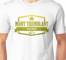 Mont Tremblant Ski Resort Quebe Unisex T-Shirt