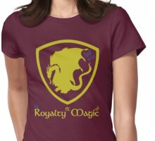 Royalty and Magic Womens Fitted T-Shirt
