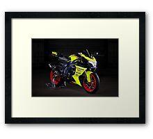 Suzuki GSX-R1000 Framed Print