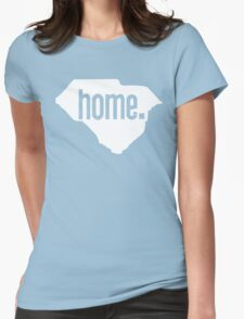 Home State Series   South Carolina Womens Fitted T-Shirt
