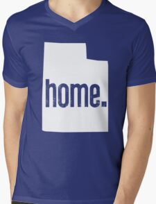 Home State Series | Utah Mens V-Neck T-Shirt