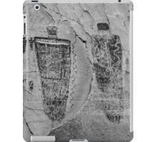 Horseshoe Canyon Great Gallery Group Pictographs iPad Case/Skin