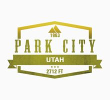 Park City Ski Resort Utah Kids Clothes