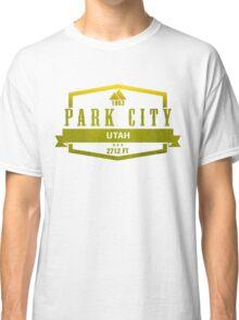 Park City Ski Resort Utah Classic T-Shirt