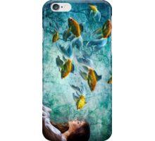 Ocean Deep Dreaming iPhone Case/Skin