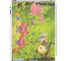 pokemon southern islands artwork 3 iPad Case/Skin
