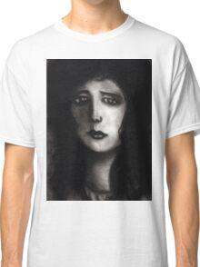Vintage Girl Classic T-Shirt