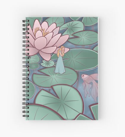 Thumbelina Spiral Notebook