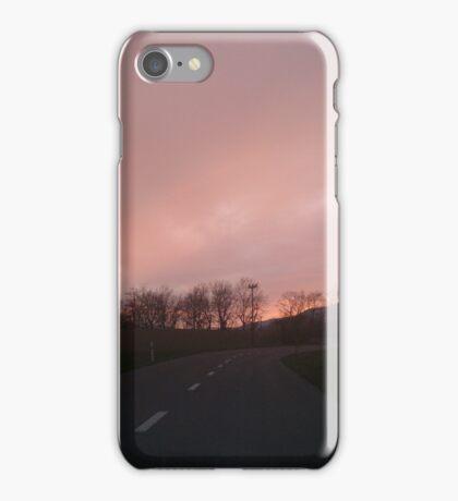 something magic in the sky iPhone Case/Skin