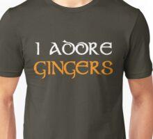 I adore Gingers Unisex T-Shirt