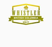 Whistler Ski Resort British Columbia Unisex T-Shirt