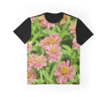 Pretty In Paint 6 Graphic T-Shirt