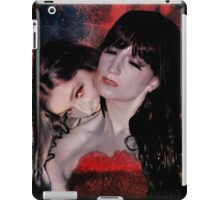 Deadly Vampire iPad Case/Skin