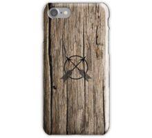 Wood Print Case iPhone Case/Skin