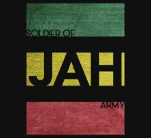 Soldier of JAH Army by mijumi