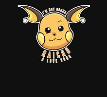 PokéPun - 'Not Gonna Raichu A Love Song' Unisex T-Shirt
