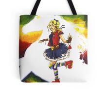 Rainbow Punk Tote Bag